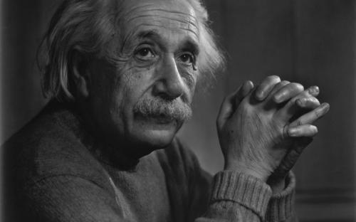 Альберт Эйнштейн - Все в мире относительно.