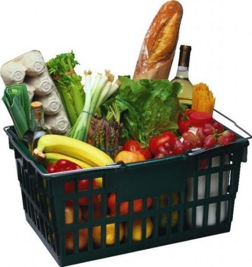 Список продуктов на одного человека. Список продуктов на неделю (две) на 1 человека.