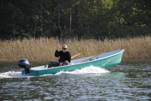 Троллинг на двухтактном моторе. Существует мнение, что для троллинга (ловли на дорожку) очень плохо использовать 2-тактные лодочные моторы.