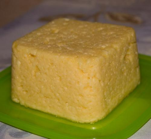 Творожный сыр из обезжиренного творога. Как приготовить домашний обезжиренный сыр