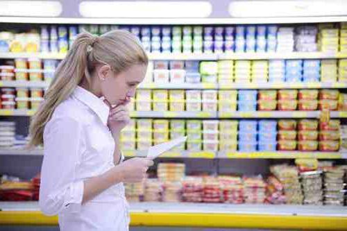 Список продуктов на неделю и меню. Зачем нужен такой список?