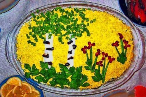 Крабовый Салат на дюкане. Салаты Дюкана - рецепты