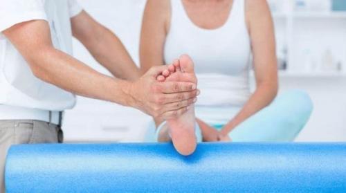 Разработка голеностопного сустава. Этапы лечебной физкультуры в зависимости от периода реабилитации
