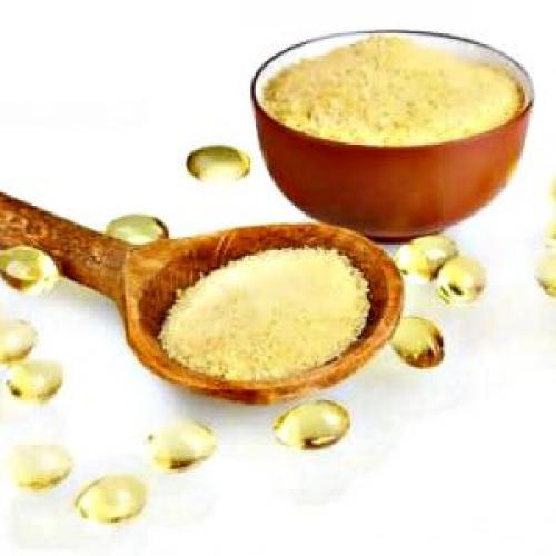 Рецепт желатин при болях в суставах. Польза желатина для суставов. Простые рецепты с желатином