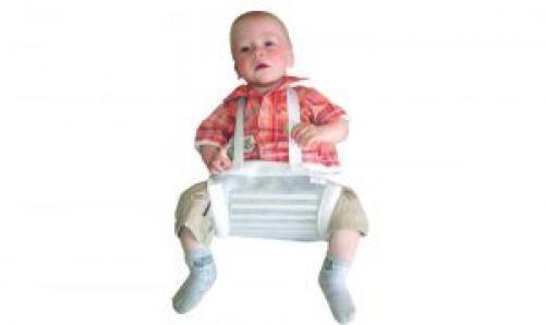 Ортез при дисплазии тазобедренных суставов у детей. Что собой представляют?