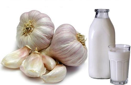 Чеснок с молоком от давления рецепт. Рецепт молока с чесноком от повышенного давления