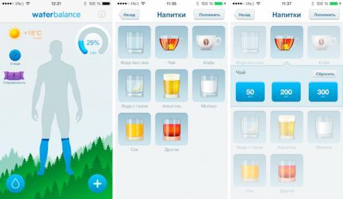 Приложение для здорового образа жизни Андроид. Топ-5 мобильных приложений для здорового образа жизни