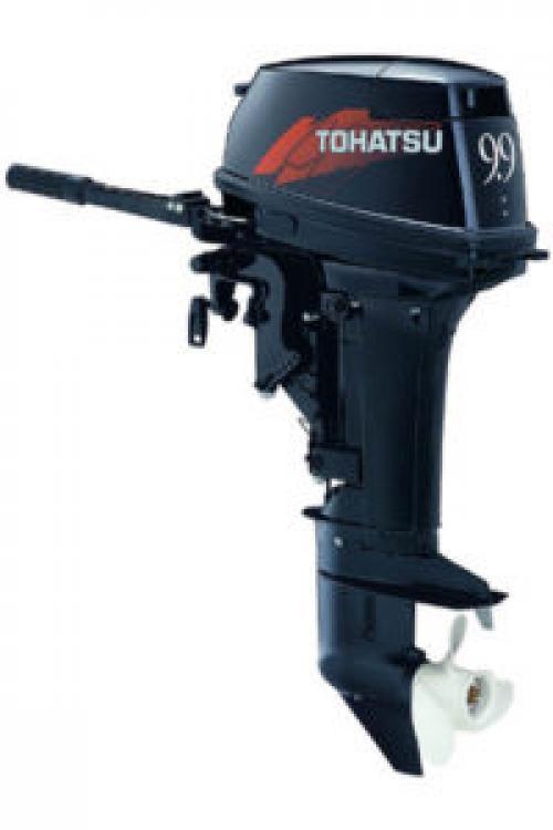 Троллинг на двухтактном моторе Тохатс.  Лодочный мотор Tohatsu . 9 D2 S характеристики и отзывы владельцев