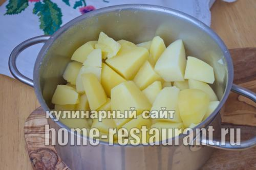Как приготовить вареники с картошкой: