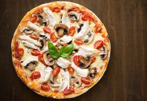 Тесто на пиццу по-Дюкану без отрубей. Рецепты