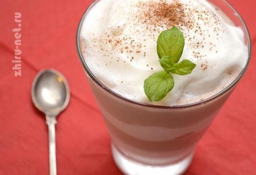 Диетический десерт из молока. Молочный диетический десерт по Дюкану