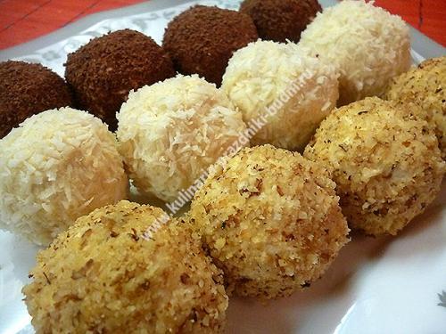 Конфеты из творога и кокосовой стружки. Конфеты из творога