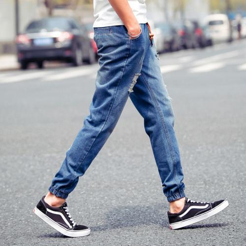 Как называются джинсы с резинкой внизу мужские? Как называются мужские джинсы с резинкой внизу?