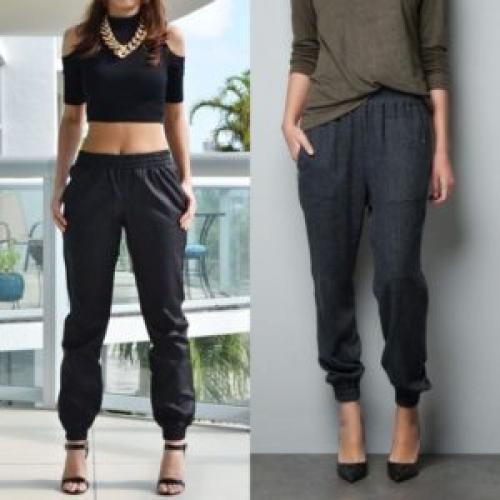Как называются штаны с резинкой внизу мужские? Как называются мужские брюки с резинкой внизу
