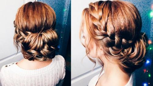 Как сделать причёску. Прически самой себе —, как сделать самые модные и красивые прически своими руками (100 фото)