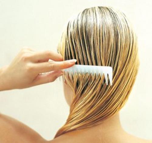 Маска для волос в домашних условиях для жирных волос. Меры предосторожности перед использованием