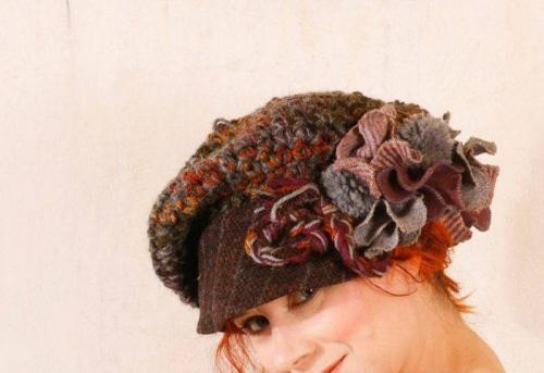 Мода шапки осень зима 2019 для женщин после 40 лет. Модные вязаные шапочки, которые подойдут стильным дамам после 40 лет для зимы 2019-2020