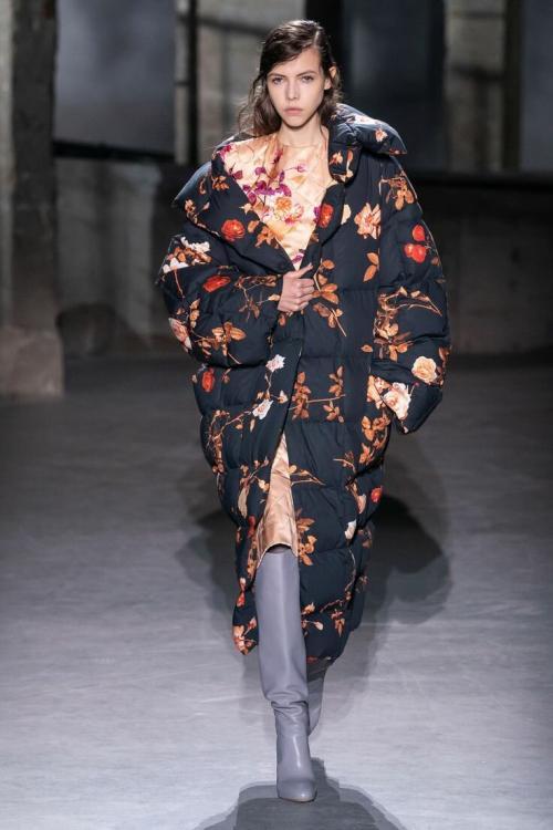 Шуба или зимнее пальто. Защита от холода и ветра