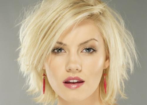 Стрижка на средние волосы редкие волосы. Какую выбрать стрижку по возрасту