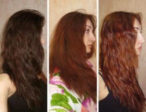 Чем смыть краску для волос с волос. Как смыть черную краску