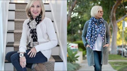 Советы стилистов, как выглядеть стильно посл.  Как составить модный образ для женщин после 50: 10 советов от стилистов