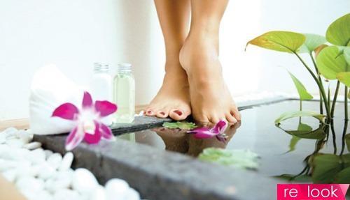 СПА-процедуры для ног. SPA-процедуры для ног в домашних условиях