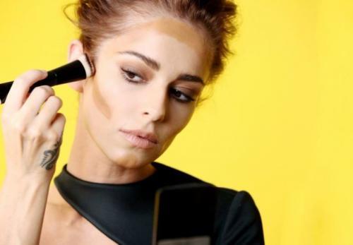 Скульптурирование круглого лица. Скульптурирование лица: выбор средств и пошаговая инструкция (120 фото-новинок)