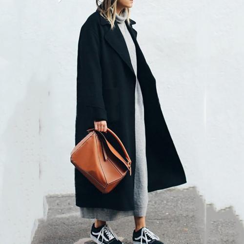Какую обувь подобрать к пальто. Выбираем обувь под длинное пальто