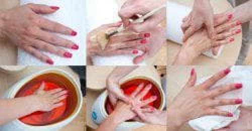 Лечение парафином в домашних условиях. Применение ванночек для рук и ног