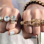 Кольцо для похудения на палец руки. На какой палец кольцо одевается