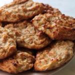 Овсяное печенье на кефире.