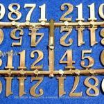 Магия чисел.  Цифры удачи.