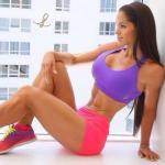 Фитнес - специальная диета для снижения веса.