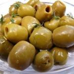 Оливки: состав, польза и свойства оливок.