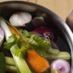 Как правильно варить овощи.