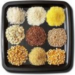 Рейтинг каш:   1 место - гречневая каша (самая витаминная) - 120 ккал в 100 гр.