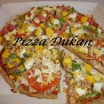 Подборка лучших рецептов пиццы по дюкану.