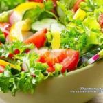 6 простых белковых салатиков к ужину?