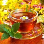 Домашний чай для похудения.