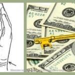 Как потирать руки, чтобы к ним липли деньги.