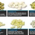 10 самых необходимых, витамины для роста мышц.