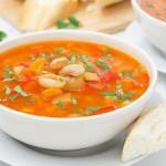 Топ - 5 самых вкусных супов для твоей идеальной фигуры?