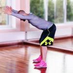 Изометрические упражнения для красивого тела.