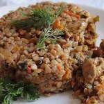 Топ - 9 вкуснейших блюд с гречкой?