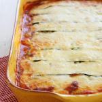 Лазанья из кабачков: супер - полезный ужин!