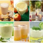 Лучшие кефирные коктейли для улучшения живого обмена веществ и укрепления естественного иммунитета!