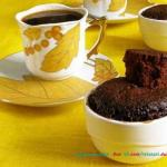 Шоколадные маффины по диете дюкан от Светланы мак.