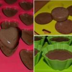 Шоколадные конфеты Татьяны коршиковой.