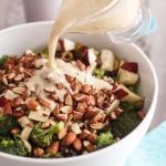 Как сделать полезный, а главное питательный салат!