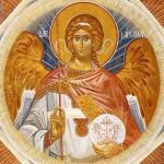 Св.  Архангел Михаил: за помощью к архангелу Михаилу может обращаться каждый человек не зависимо от национальности и вероисповедания.